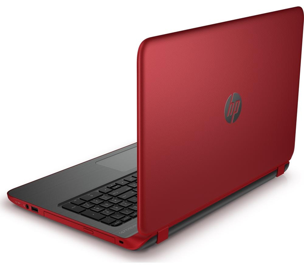 Red HP Pavilion Laptop(15-p246sa 15.6 inch)