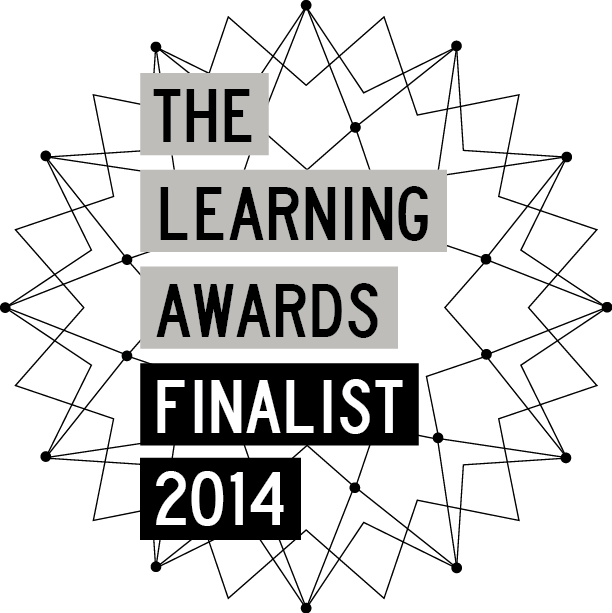 Learning Awards Finalist